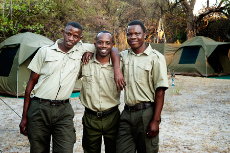 Okavango Expeditions - About Us - The Team